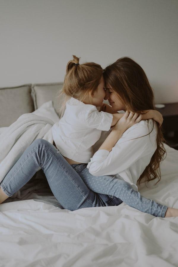 Draga mama, te iubesc