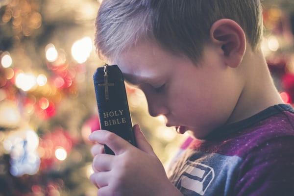 Copilul in Biserica